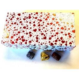 Love Box met 2 Kilogram Slagroom & Praline Bonbons