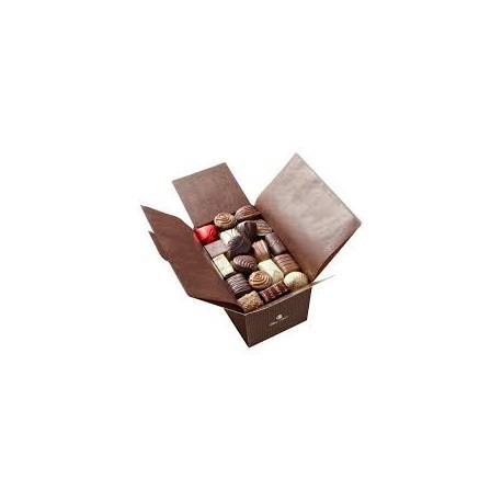 Fairtrade Slagroom en Praline Bonbons