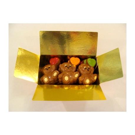 Chocolade Valentijn Beertjes 250 gr