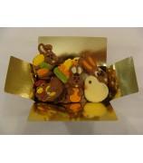 UTZ Fairtrade Paaschocolade Figuurtjes