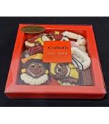 Sinterklaas chocolade Gift 150 gram
