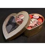 Hart Gold 450 gr Handgemaakte Bonbons